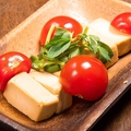 料理メニュー写真クリームチーズの味噌漬け