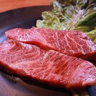 新鮮な和牛がお肉にこだわっています♪