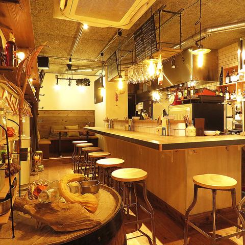 redo 野方炭焼き食堂
