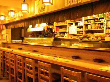 保利以 ほりい 寿司割烹の雰囲気1