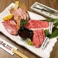 料理メニュー写真松阪牧場特選盛り