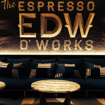 The ESPRESSO D WORKSの雰囲気1