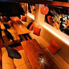 瓦 ダイニング kawara CAFE&DINING 仙台店の特集写真