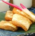 料理メニュー写真鮭ハラミ