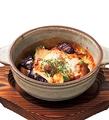 料理メニュー写真ズッキーニと茄子のボロネーゼグラタン