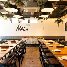 NALA ナラ Vegeroll Cafe&Dining Bar 天神今泉店の雰囲気1