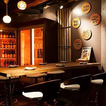 肉とクラフトビール やまもと 渋谷店の雰囲気1