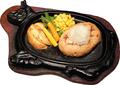 料理メニュー写真アグーロースステーキ 200g