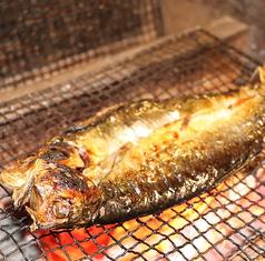 【越田商店】美味しい鯖の炭焼き