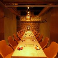 立川にある完全個室の焼鳥屋、まさに大人の隠れ家。
