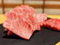料理メニュー写真長崎和牛 閃カルビ