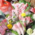 料理メニュー写真本日の鮮魚盛り合わせ 1人前/2人前