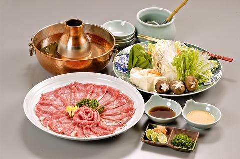 桐生市梅田にある海鮮豆腐料理を中心とした、四季折々の旬の味を楽しめるレストラン。
