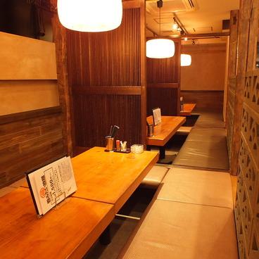 でんず食堂 GEMS渋谷店の雰囲気1