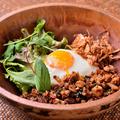 料理メニュー写真挽き肉のバジル炒めご飯 ~ガパオライス~