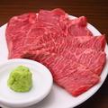 料理メニュー写真赤城牛ロース
