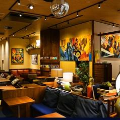 瓦 ダイニング kawara CAFE&DINING FORWARD 横浜ワールドポーターズ店の詳細