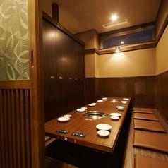 焼肉 ホルモン鍋 福富館の雰囲気1