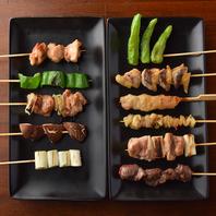渋谷焼き鳥食べ放題!当店自慢の逸品料理の数々!
