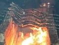 料理メニュー写真根室の新秋刀魚塩焼き
