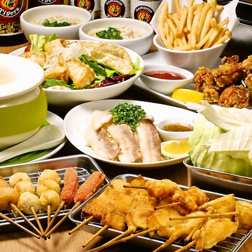 串カツ甲子園 恵比寿店のおすすめ料理1