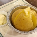料理メニュー写真じゃがいもバター焼き