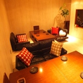 ソファー個室2名~利用可能で6名~貸切可能