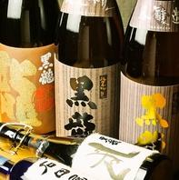 福井の地酒が旨い!