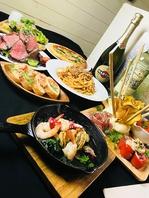 イタリアーンなコース料理