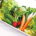 料理メニュー写真18種! 新鮮野菜の盛り合わせ