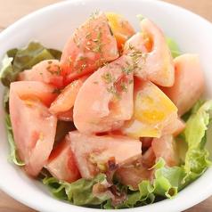 料理メニュー写真アンチョビトマト