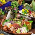 料理メニュー写真自慢の産地直送朝獲れの鮮魚料理を豊富に取り揃えております。