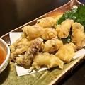 料理メニュー写真蛸の天ぷら