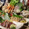 料理メニュー写真朝採れ海鮮料理7品2000円~ご用意しております。和食個室 檜や 吉祥寺店