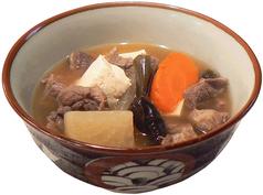 料理メニュー写真牛汁定食