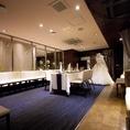 【幾久しく】結婚式2次会控室やVIP個室にも。結婚披露宴の際は新郎新婦様の控室として。ご両家様のお顔合わせの食事会、接待、結婚の内祝い会、お披露目会、合格祝い、昇進のお祝い会など、様々な用途にご利用頂けます。10~18名の少人数の宴会には最適です。