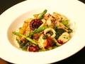 料理メニュー写真貝類とキノコのソテー ブルゴーニュ風