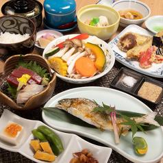 京料理 寿し 仕出し 旬菜魚庵 はせ川のコース写真