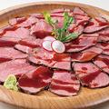 料理メニュー写真【低温調理】低温熟成柔らかローストビーフ