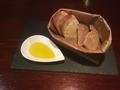 料理メニュー写真自家製パン