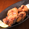 料理メニュー写真カラアゲニストの鶏の唐揚げ