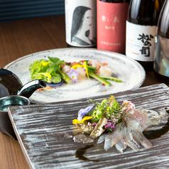 和洋折衷会席と日本酒BAR アノソラニ壱梟のおすすめポイント1