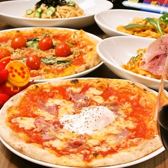 Napoli's PIZZA & CAFFE ナポリス 京橋コムズガーデン