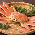 料理メニュー写真北海道 紋別直送浜茹でズワイ蟹