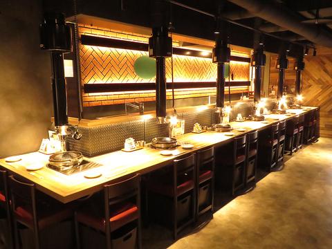 夜空のジンギスカンの新店が6月21日にF-45ビル10FにNEWOPEN!!