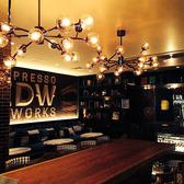 The ESPRESSO D WORKSの雰囲気2