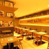 SWEET BASIL BK Cafeの雰囲気2
