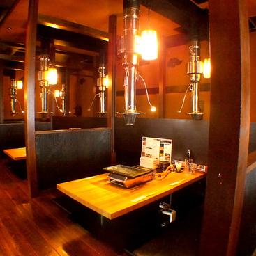 韓国料理 韓河 安佐南区川内店の雰囲気1