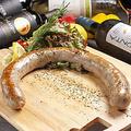料理メニュー写真自家製サルシッシャ