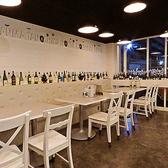 植田ワイン食堂 ほんわかぱっぱとほっこりまんまの雰囲気2